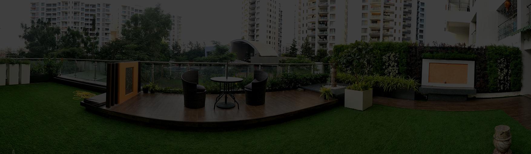 Dr. Bhokre Terrace Garden, Park Street, Wakad